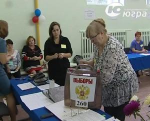 Выборы в п. Горноправдинск