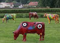 Раскрасим коров
